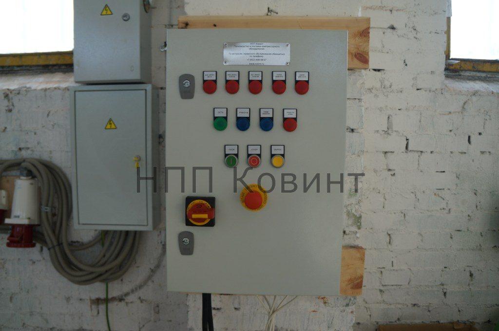 Панель управления Ковинт КСВД-М 1-5/0,5-150-О2KrXe