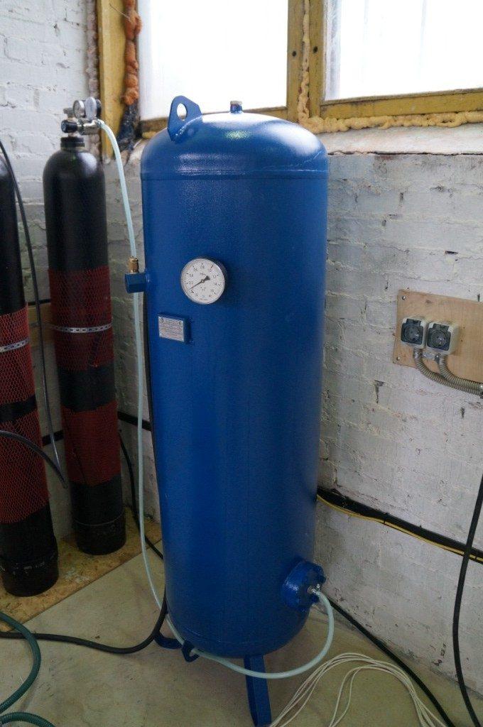 Ресивер 230 литров