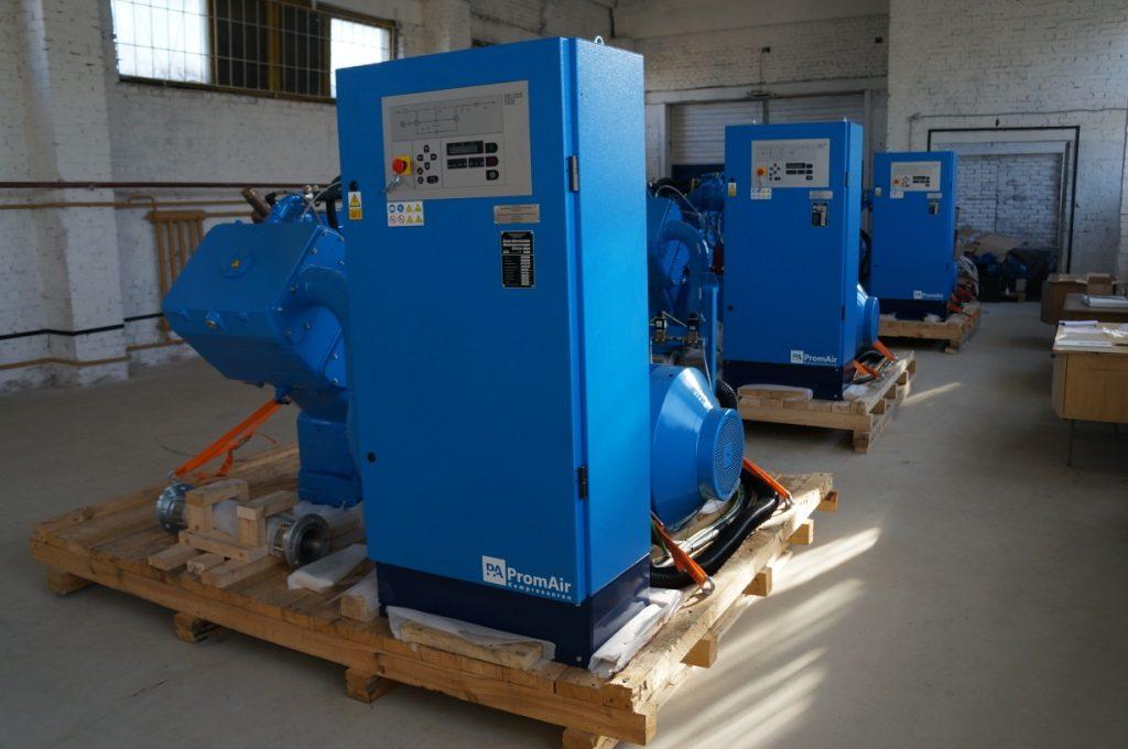Компрессор PromAir Kompressoren HP75 (12С726N2WOF)